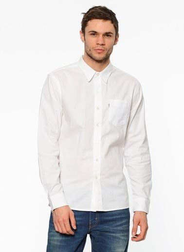 Uzun Kollu Klasik Gömlek-Levi's®